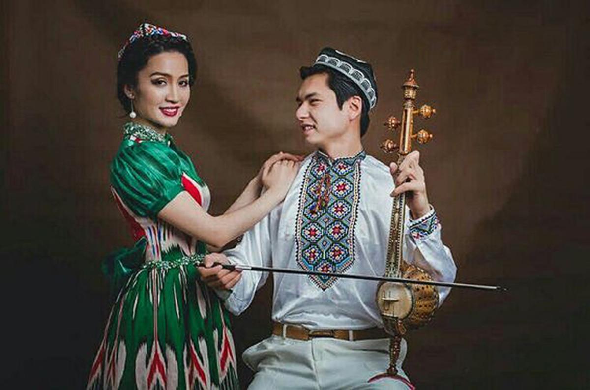 уйгурский танец картинки модели